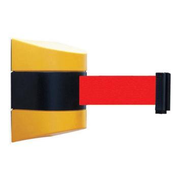 安赛瑞 壁挂式伸缩隔离带,壁挂式10米的(定制款),红色带子,D3017