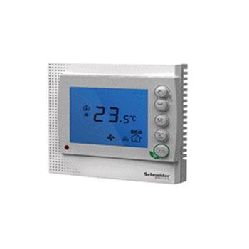 施耐德 液晶显示节能温控器 TC303-3A2LM
