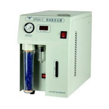 中亞 高純氮發生器,輸出流量0~600ml/min,SPGN-3