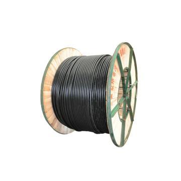 众邦 铜芯交联聚乙烯绝缘聚氯乙烯护套电力电缆,YJV-0.6/1KV-4×10