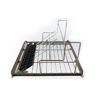 永合创信 移液管清洗架,单次可以清洗60支移液管,CWPR60