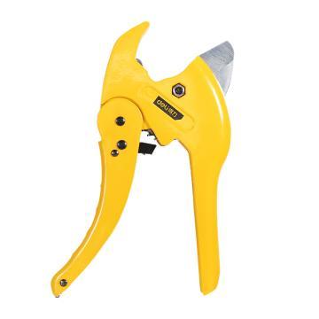 得力DeLi PVC管子割刀,锰钢42mm,DL2502