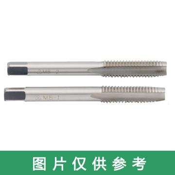 渭河 不等徑機絲錐,2-M3 H2、高速鋼,5付/盒(2支/付)