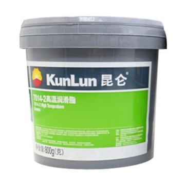 昆仑 润滑脂,7014-2,高温润滑脂,0.8kg/桶