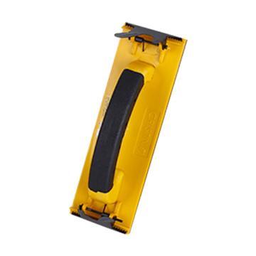 克里斯汀 砂纸布打磨器,75mmx230mm,D7302,多功能砂纸架 墙面打磨机 手动砂纸机 手动磨砂机