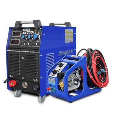 瑞凌 分體式二氧化碳氣體保護焊機,NB-350IJ,380V,官方標配+送絲機(帶10米線)