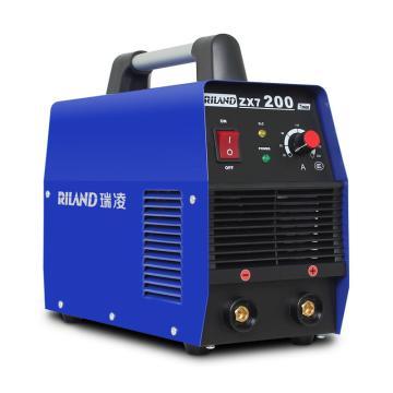 瑞凌 直流逆变手工弧焊机,ARC-200CT(替代ZX7-200T),220V,官方标配