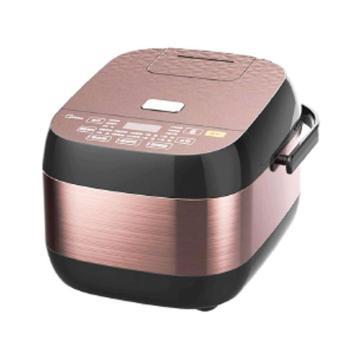 美的(Midea)多功能电饭锅,MB-RS4083,家用4L升 智能预约4-5-6人