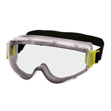 代尔塔DELTAPLUS 护目镜,101141,SAJAMA 防雾防刮擦 透明镜片