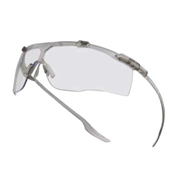 代尔塔DELTAPLUS 防护眼镜,101138,KISKA CLEAE 超轻型 防雾防刮擦防静电 透明镜片