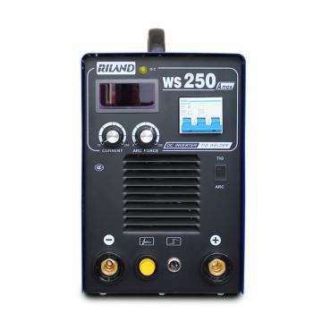 瑞凌 氩弧焊手工焊两用焊机,WS-250A,380V,官方标配