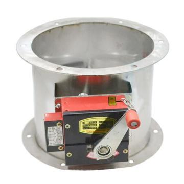 不锈钢电动消防防火阀,DN-150