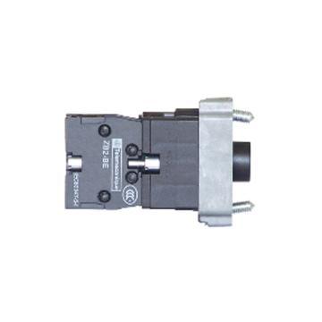 施耐德Schneider XB2 帶燈按鈕基座(24VDC),ZB2BWB42C
