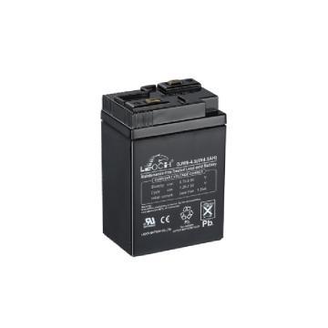 理士 蓄电池,DJW6-4.5(6V4.5AH)