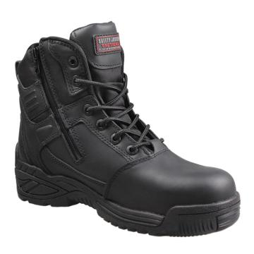 safety jogger 安全鞋,trooper S3-45,防砸防刺穿防静电防水高帮军靴