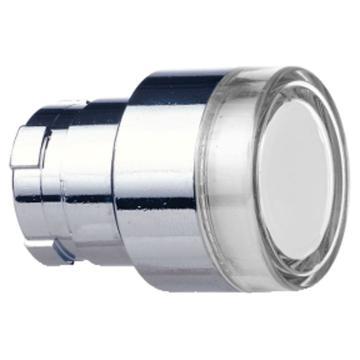 施耐德Schneider XB2 带灯按钮头(平头),ZB2BW31C(10的倍数订货)