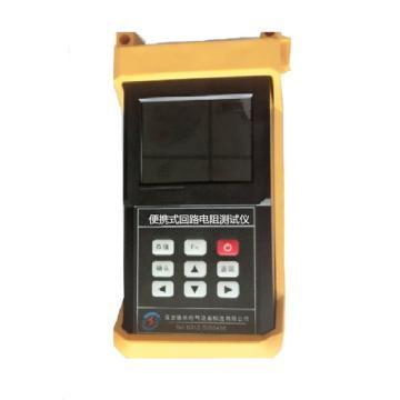 德优电气 便携式回路电阻测试仪,-100AS