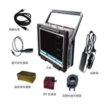 德优电气 便携式局部放电综合巡检定位仪,DYJF-9004