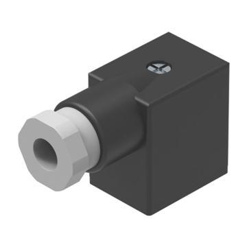 费斯托/FESTO电磁阀直角式插头,MSSD-F,34431