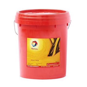 道达尔 润滑脂,NEVASTANE XMF 1,16KG/桶