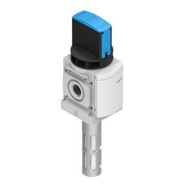 费斯托/FESTO MS6系列气源处理件开关阀,MS6-EM1-1/2-S,541268