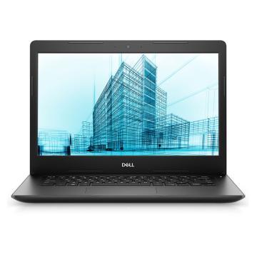 戴尔(DELL)笔记本电脑,L3490,I5-8250U 4G 1T W10H 2G蓝摄 1Y