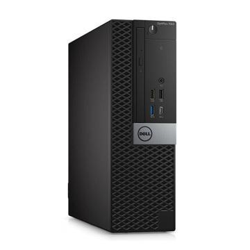 戴尔(DELL)台式机电脑,7060SFF ,I5-8500/8G/1TB/DVDRW/WIN10 Home