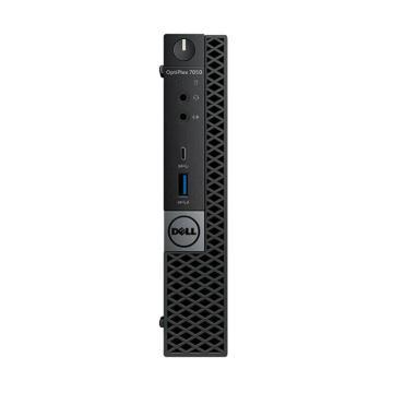 戴尔(DELL)台式机电脑,7050MFF,I5-7500T/8G/256SSD M2固态/蓝牙无线/Win10H