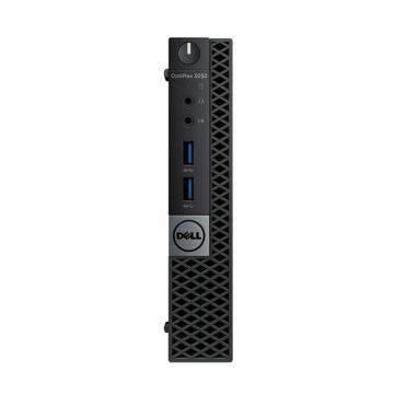 戴尔(DELL)台式机电脑,3050MFF,I3-7100T/4G/128SSD/蓝牙无线/win10H