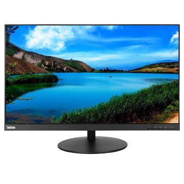 聯想 顯示器 P27 Q 27英 2K電腦顯示器 QHD IPS屏 旋轉升降 窄邊框 HDMI+DP+USB接口