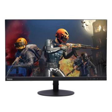 聯想 顯示器 S24e-10 23.8英 超窄邊框 1920x1080分辨率 屏幕比例16:9 接口HDMI1.4+VGA
