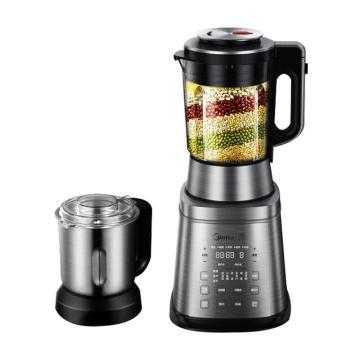 美的(Midea)静音破壁机,BL1517A,智频恒速加热破壁料理机 榨汁机 果汁机 辅食机