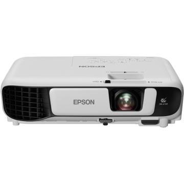 愛普生(EPSON)投影儀,CB-X41 辦公 投影機(3600流明 XGA分辨率 支持左右梯形校正)