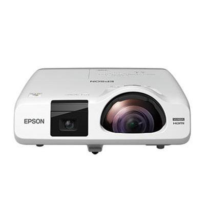 爱普生(EPSON)投影仪,CB-536Wi短焦投影仪办公教育投影机,3400流明