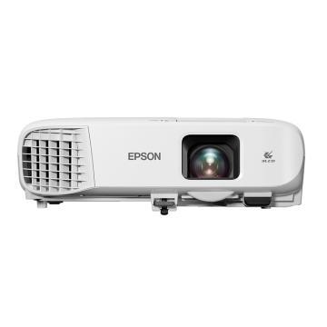 愛普生(EPSON)投影儀,CB-990U,高清家用辦公1080無線投影機,3800流明官方標配