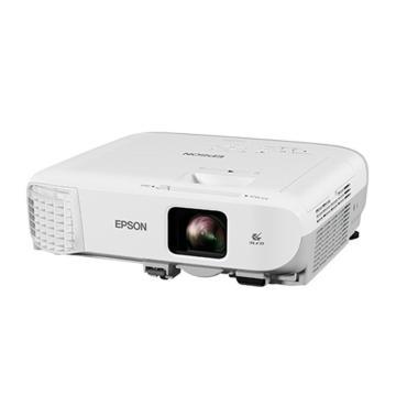 爱普生(EPSON)投影仪, 商务工程投影仪 高清投影机 CB-2142W(2140W升级版)