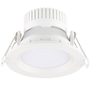 雷士 LED筒燈,8W 白光 開孔φ120mm,NLED9124A 8W-5700k,單位:個