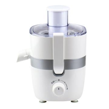 美的(Midea)榨汁机, MJ-JE25G11,家用全自动果蔬多功能料理搅拌机 白色