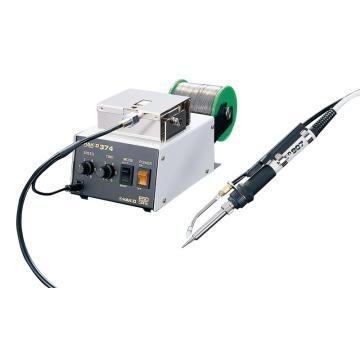 白光HAKKO 自动出锡系统,0.8mm锡线用调节锡线直径环,374-8