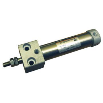 SMC 气缸,直接安装型,单杆双作用,CDJ2RA16-175Z-B