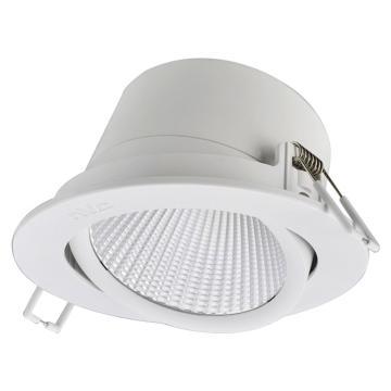 雷士 LED射灯,9W 中性光 开孔φ95mm,NLED1189 9W-4000K/38°,单位:个