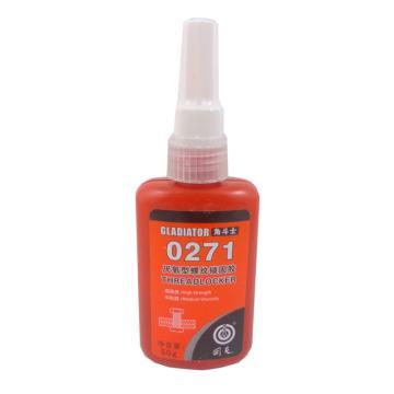 回天 厌氧胶,角斗士0271,50g/板