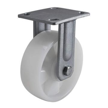 易得力(EDL) 定向尼龙(PA)脚轮,脚轮重型6寸420kg,70106-706-26