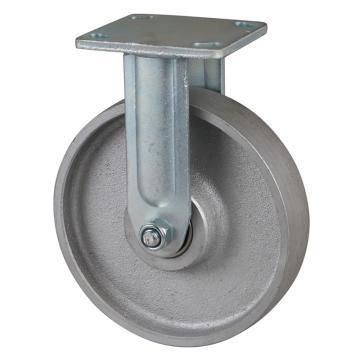 易得力(EDL) 定向铸铁(CastIron)脚轮,脚轮重型8寸1000kg,78108-788-96