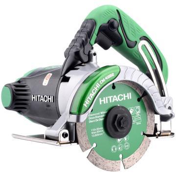 HiKOKI(原品牌:日立) 云石机,1320W,CM4SB2,石材瓷砖木材切割机水电墙面开槽机多功能手持锯