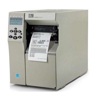 斑馬 條碼打印機,zebra 105SL Plus 300dpi