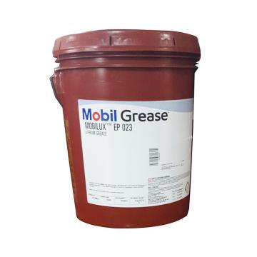美孚 润滑脂,EP023,35.2磅/桶