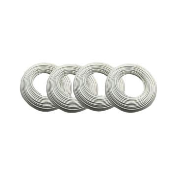 天津609电缆 单芯多股导线,白色 AF-250 1*0.35mm,200米/卷