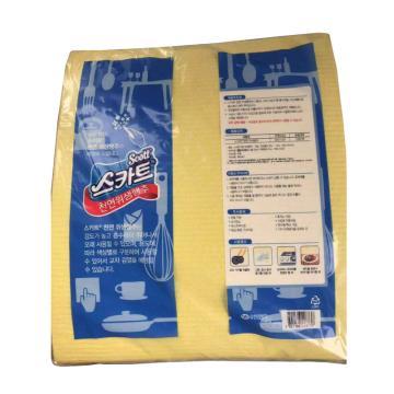 金佰利海绵擦拭布,42879(原型号42876)黄色 300 x 257 (mm) 10片/包;10包/箱