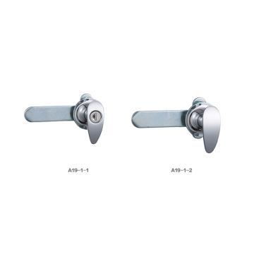 恒珠 执手锁,A19-1-1,有锁芯